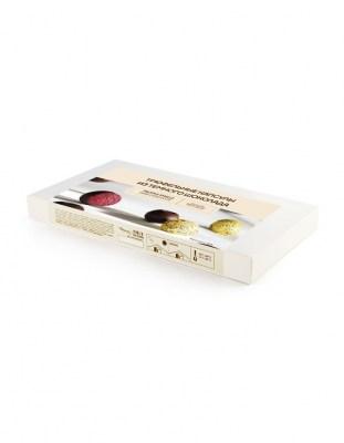 Трюфельные капсулы из темного шоколада (21 шт)