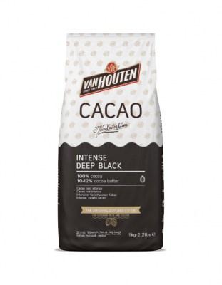 Какао порошок Van Houten 10-12% черный (1 кг)
