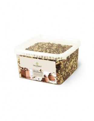Шоколадные завитки Blossoms White & Dark (1 кг)