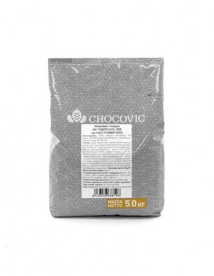 Глазурь молочная жировая для покрытий Chocovic (5 кг)